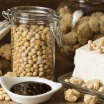 sójové produkty, sója, tofu