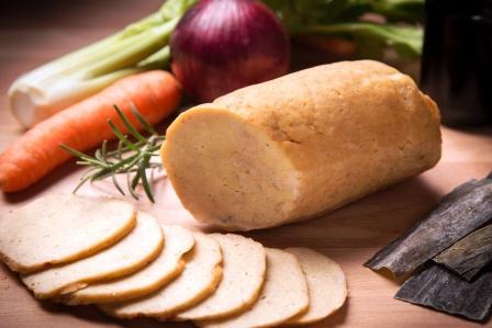 seitan pšeničné mäso gluténové so zeleninou