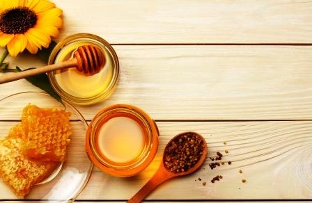 slnecnica a medove produkty