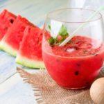 smoothie - melon