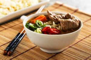 recept na sójovú polievku