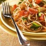 Špagety s omáčkou z paradajok