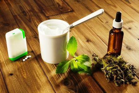 stevia tablety