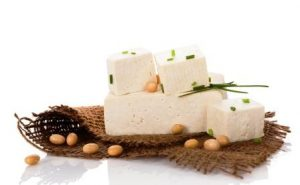 tofu so sójou