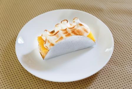 tvarohový dezert bez múky