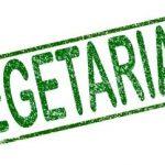vegetariánstvo nápis