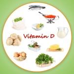 vitaminy d v potravinách