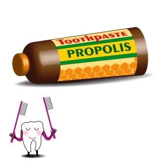 zubna pasta obsahujuca propolis